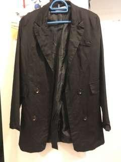 Long Black Jacket