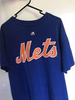 New York Mets Baseball T-Shirt
