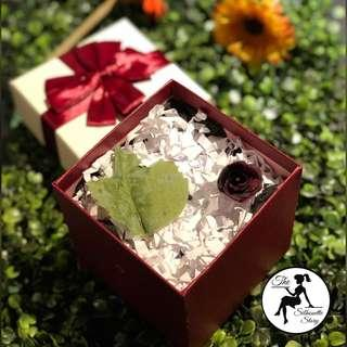 Red Luxury Gift Box