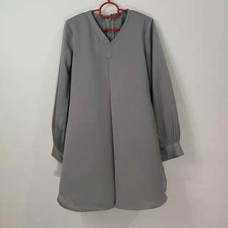 Grey Blouse - New
