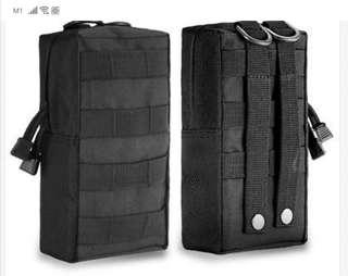Battery Bag / Handlebar Pouch Tactical Style