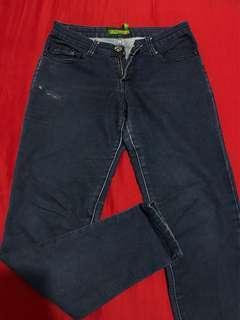 Soft Denim Pants