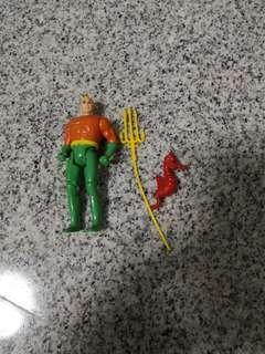 Vintage Toy Biz Aquaman complete