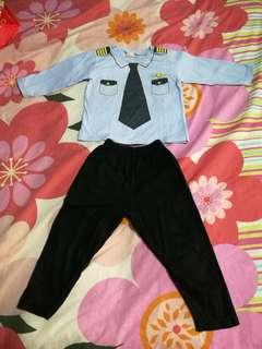 🚚 'Pilot' t-shirt set