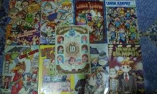 Komik / Comics Lawak Kampus