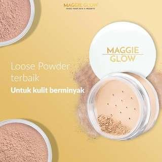 #CNY2019 Loose Powder Maggie Glow