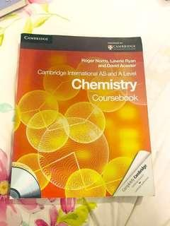 A Level Chemistry(CD included)