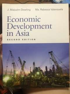 Economic Development in Asia the new role is