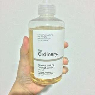 The Ordinary Glycolic Acid Solution