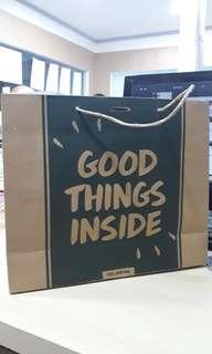 Paperbag Bodyshop #CNY2019