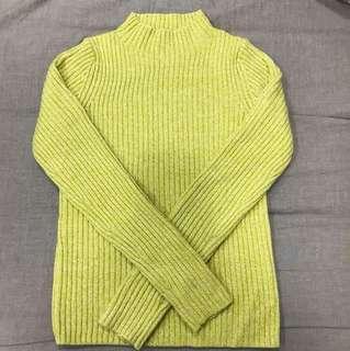 🚚 ❗️便宜賣❗️Uniqlo小高領毛衣 99%new