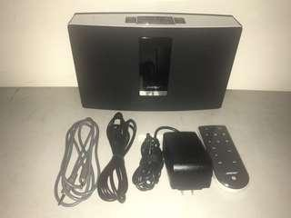 Bose SoundTouch Portable Wifi Music System