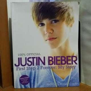 Justin Bieber First Step 2 Forever: My Story