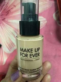 foundition makeup forever