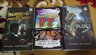 Novel Hilal Asyraf