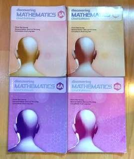 Subjects textbooks