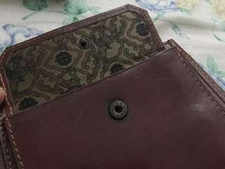 Italian wallet good quality - original and genuine leather