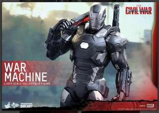 MMS344D15 Civil War Machine Mark 3