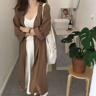 Long-Sleeve Shirt + Outerwear