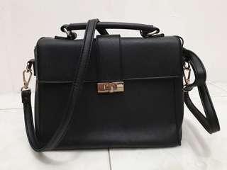 Messenger bag, tas tangan