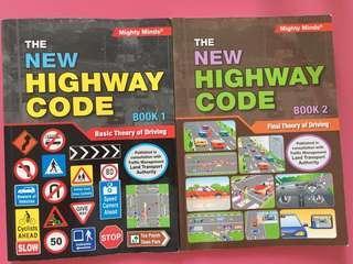 BTT & FTT Driving Books