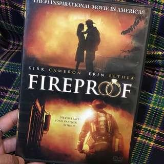 電影DVD Fireproof