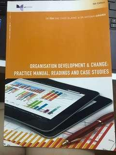 Organisation Development & Change Practice Manual, Readings and Case Studies
