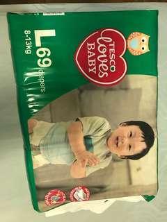 Tesco Brand Diapers