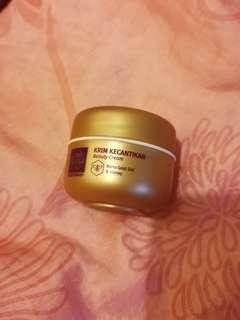 Preloved Safi Rania Gold Krim Kecantikan 16gm