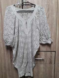 Pre love knitted blouses