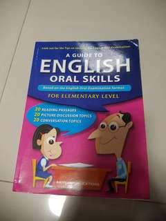 A guide to English oral skills