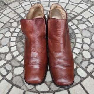 Sepatu kerja mare italia  size 38