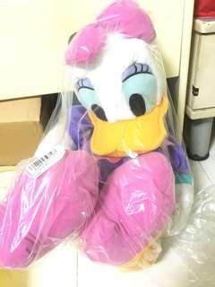 Daisy Duck 60cm -prize from toreba