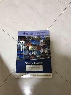 Kaplan accounting system study guide