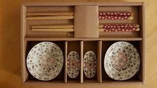 日本味碟套裝禮盒