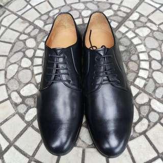 Sepatu kerja mario minardi size 41 ori