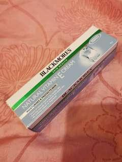 Brand New Blackmores Natural Vitamin E Cream