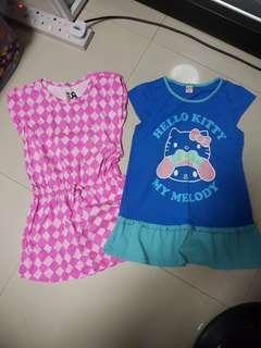 Preloved clothings for girl