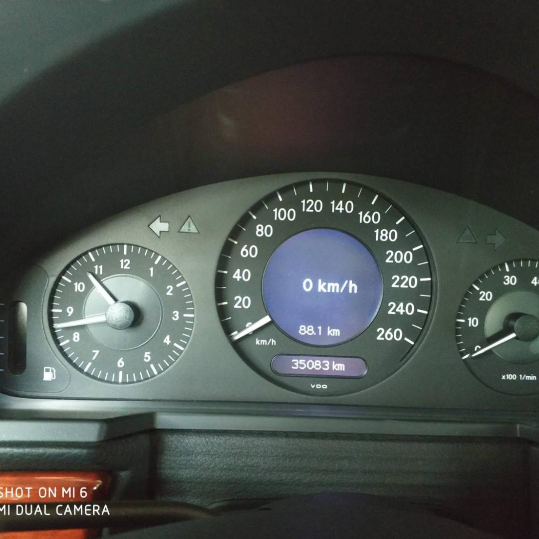 2006年 BENZ E280