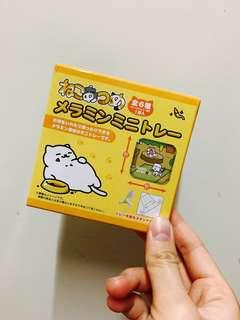正版 ねこあつめ Neko Atsume 可愛 絕版 貓咪 擺設 碟仔 小碟子 全新