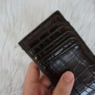 Mango Card Holder Wallet