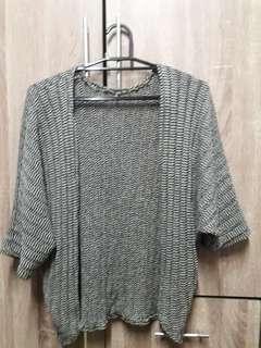 Pre love knitted blazer