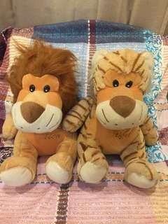 Buy1take1 Lion&Tiger