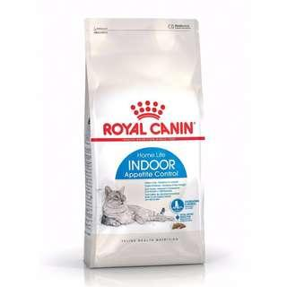 Royal Canin Indoor Appetite Control - Dry Cat Food