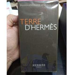 帆船酒店特別版Hermes鬚後水