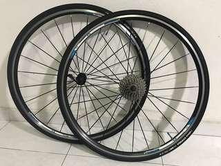 Bontrager TLR Carbon Wheelsets