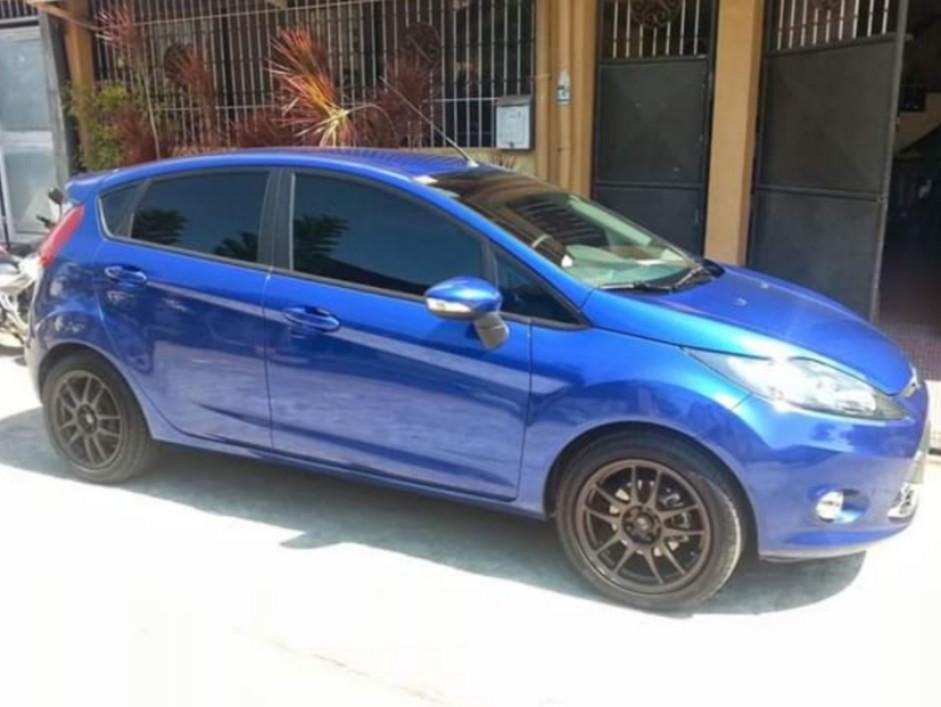 2011 Ford Fiesta 1.6 S Hatchback (Top of the Line)