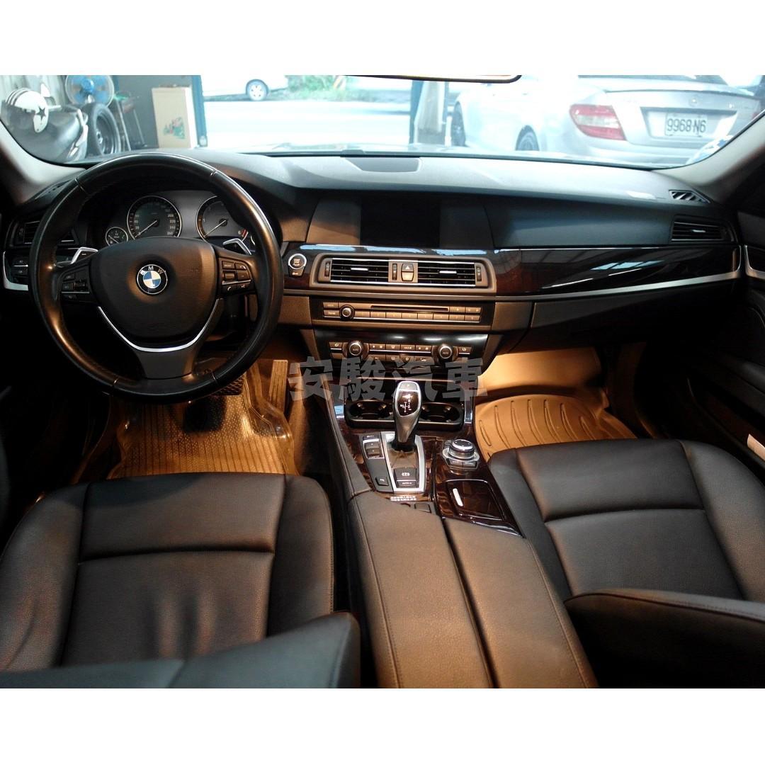 2012年BMW 520D 2.0灰