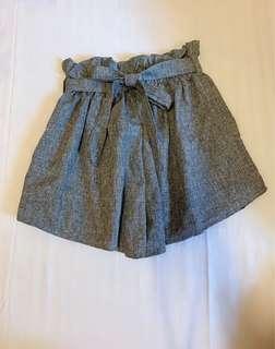 🚚 綁帶縮腰褲裙