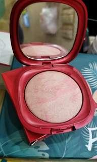 kiko double colour baked blush